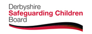 Derbyshire safeguarding children board logo